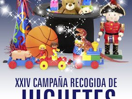 XXIV CAMPAÑA DE RECOGIDA DE JUGUETES