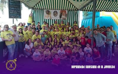 Camisetas Niños Feria de El Santo
