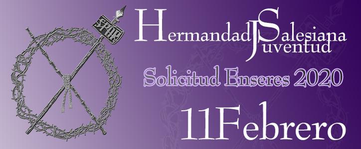 SOLICITUD INSIGNIAS Y ENSERES