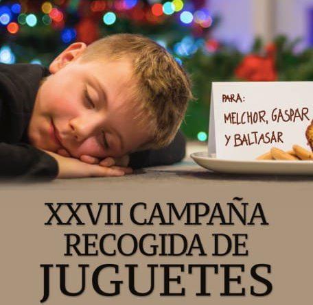 XXVII Campaña Recogida de Juguetes