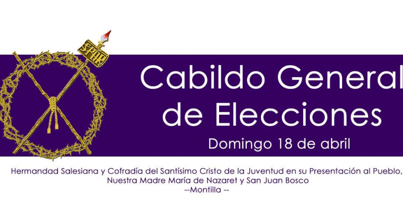 CABILDO GENERAL DE ELECCIONES